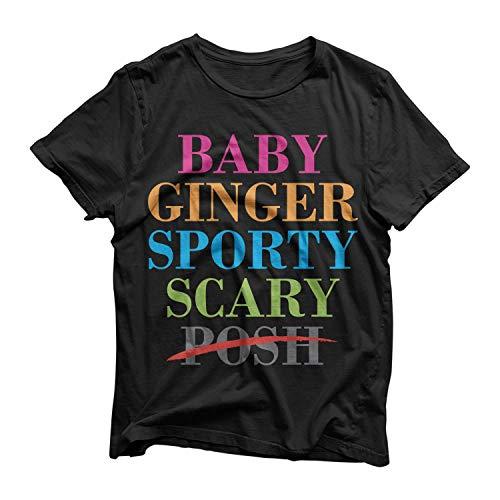 Spice Girls T-Shirt Name Minus Posh 2019 Tour T-shirt - S to 3XL