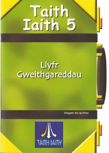 Taith iaith 5 : llyfr gweithgareddau