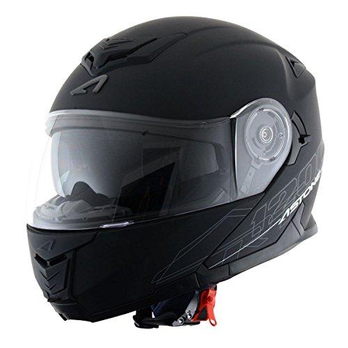 Preisvergleich Produktbild Helm Modular P / J RT 1200 schwarz matt Astone Größe XXL