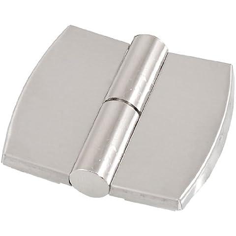 Sourcingmap a12092200ux0053 - Tono argento armadietto porta