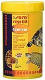 sera 01820 reptil Professional Carnivor 250 ml (80 g)- Fleisch fressende Reptilien ernähren wie die Profis