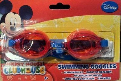 DISNEY MICKEY MOUSE CLUBHOUSE SWIMMING GOGGLES