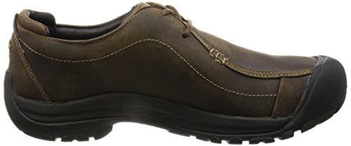 Keen Portsmouth Ii, Mocassins Homme Noir (Dark Earth)