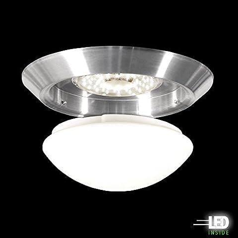 LICHT-TREND LED Deckenleuchte SHINE 12W Ø26cm,
