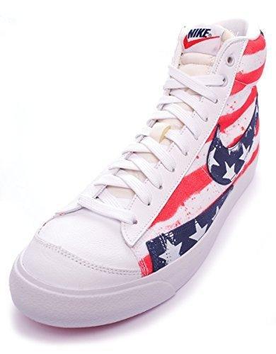 Nike Blazer Mid '77 Premium Vintage unisex erwachsene, leder, sneaker high, 40.5 EU -