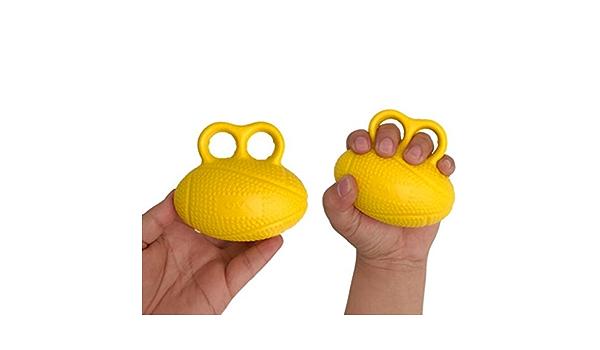 SAQ Wrist Trainer Ball Krafttraining Exerciser /Übung Wrist Powerball Metall Autostart-Handgelenk-St/ärkungs Arm Exerciser Training Spielzeug mit LED-farbigem Licht