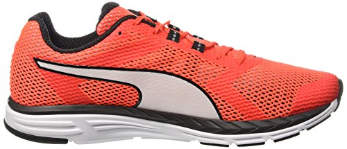 Puma Speed 500 Ignite, Scarpe Sportive Indoor Unisex – Adulto Rosso (RED/WHT/BLK 01RED/WHT/BLK 01)