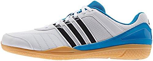 adidas TT Courtblast Team (Weiß/Blau, 36 2/3)