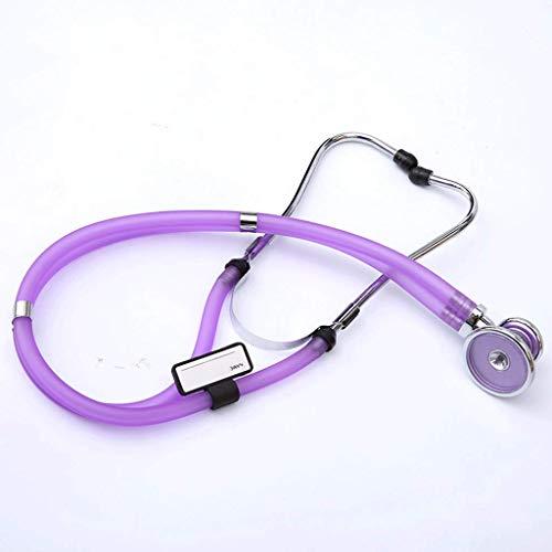 Estetoscopio, Estetoscopios Médicos, Campana De Diafragma De Doble Cabeza, Estetoscopio Multifunción...