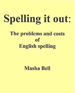 Spelling it out by [Bell, Masha]