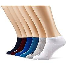 adidas S99896 Calcetines Para Hombre, Multicolor (Blanco / Reauni / Maruni / Granat)