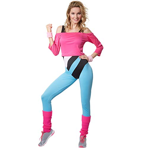 80s Aerobics Outfit for Women
