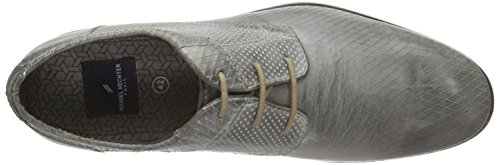 Daniel Hechter812116021100 - Scarpe Stringate Uomo Grigio (Grau (1200))