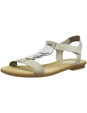 Rieker Damen Offene Sandale 64278