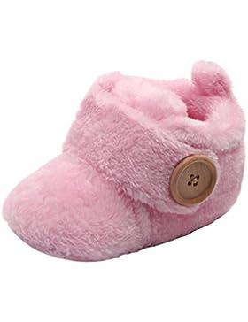 Amcool Kleinkind Prewalker Babyschuhe runde Zehe flache Schuhe