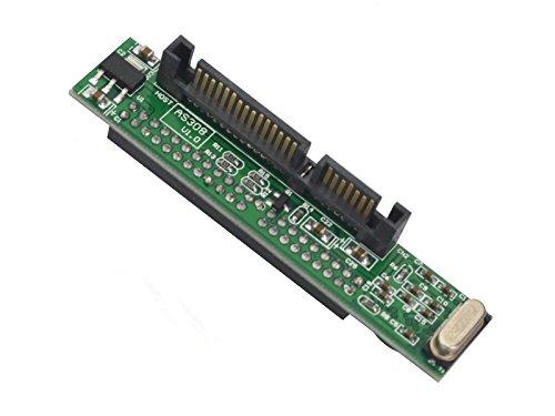 Notebook-pata-festplatte (6,3cm 44pin IDE PATA Buchse zu 22pin SATA Stecker SSD HDD Adapter Karte Konverter Laptop Festplatte)