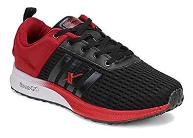 Sparx Men's Black Red Running Shoes-6 UK (40 EU) (SX0382G)
