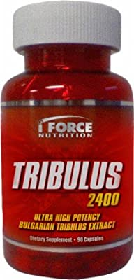 Tribulus 2400 booster nitric oxide - 90 caps by iForce Nutrition mm from iForce Nutrition