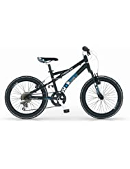 Mbm - Shok 20'' Bicyclette Vélo Mountain Bike Mtb Alu 6S