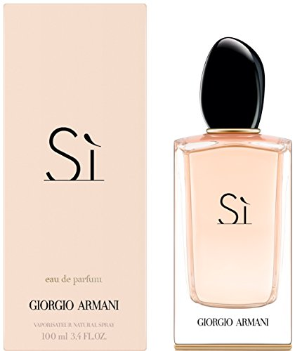 Giorgio Armani Si Eau De Perfume Spray for Women, 100 ml