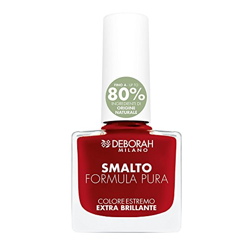 deborah-milano-formula-pura-nail-enamel-classic-red