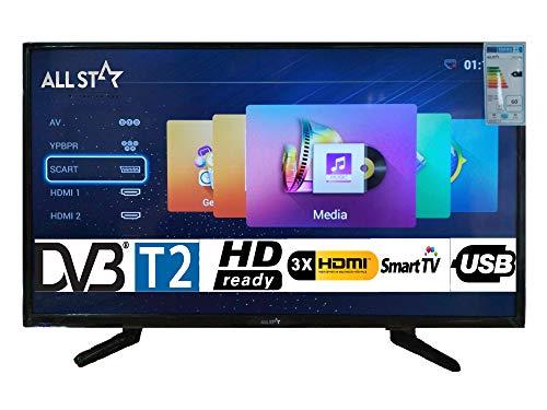 TV 32 LED ALL STAR HD READY SMART TV DVB-T2