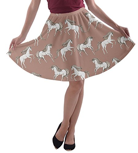 CowCow -  Gonna  - Donna Mocha A-Line