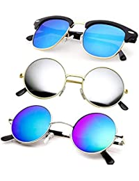 3e4742219ac Multicoloured Men s Sunglasses  Buy Multicoloured Men s Sunglasses ...
