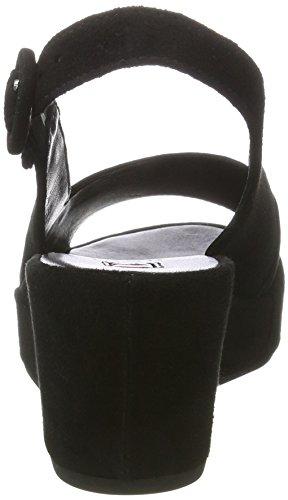 Compensés 3 Femme 10 Sandales 3202 Schwarz0100 Noir Högl 0100 YXqxUUZ