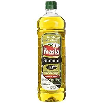 La mas a Aceite de oliva...