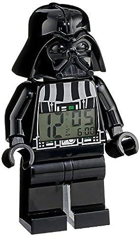 LEGO STAR WARS Wecker im originellen DARTH VADER-Figuren Design