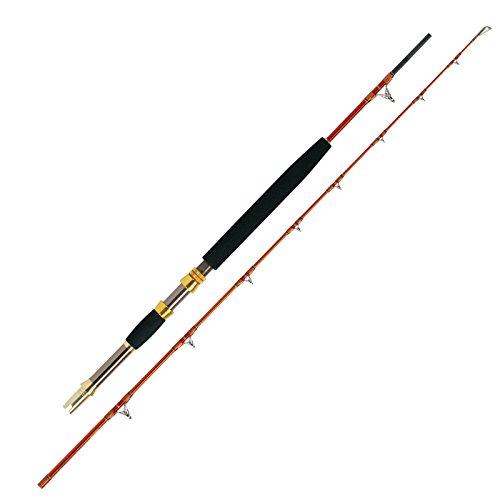 WFT 68° North Comfort Butt LTC Bootsrute Pilkrute (2,10-2,40m; 20lbs; 30lbs; 50lbs o. 80lbs), Länge:2.10m;Schnurklasse:50lbs -