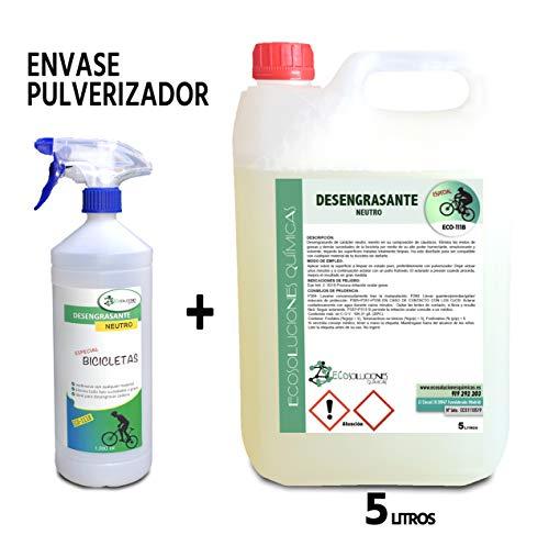 Ecosoluciones Químicas ECO111-5 litros | Desengrasante