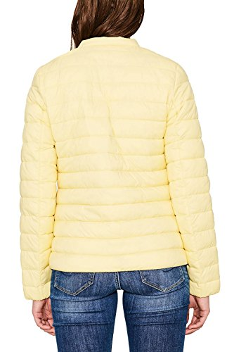 edc by ESPRIT Damen Jacke Gelb (Pastel Yellow 770)