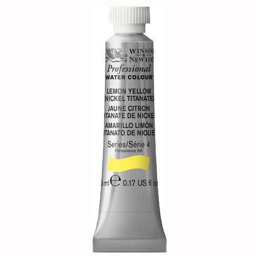 winsor-newton-5ml-tube-artists-watercolour-lemon-yellow-hue-nickel-titanate