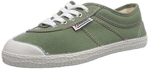Kawasaki Rainbow basic, Sneaker donna Verde Grün (Army green / 52) 42