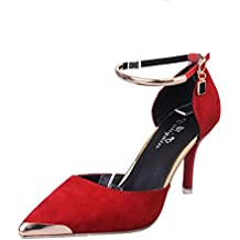 BBestseller Sandalias de mujer tacones altos,Sandalias de tacón alto Peep Toe de moda para