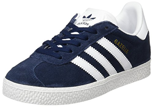 low priced 2c0ae 4b22e -28% Adidas Gazelle C, Sport Shoes Unisex, for Children, Blue (MARUNI ftwbla