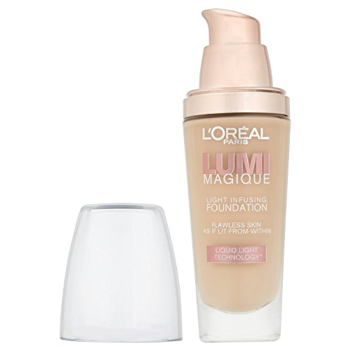 L'Oreal Paris Lumi Magique Foundation K1 Rose Pearl 30ml
