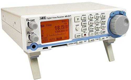 AOR AR-DV1 Breitbanddigitalnachrichtenempfänger