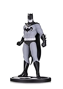 BATMAN APR170471 DC Comics Estatua por Amanda Conner, Negro/Blanco