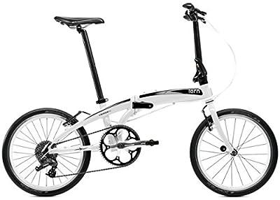 tern Verge P9 weiß/schwarz 2016 Faltrad