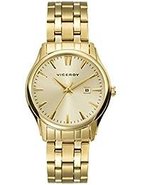 b2817ab7585f relojes viceroy - Dorado   Relojes de pulsera   Mujer ... - Amazon.es