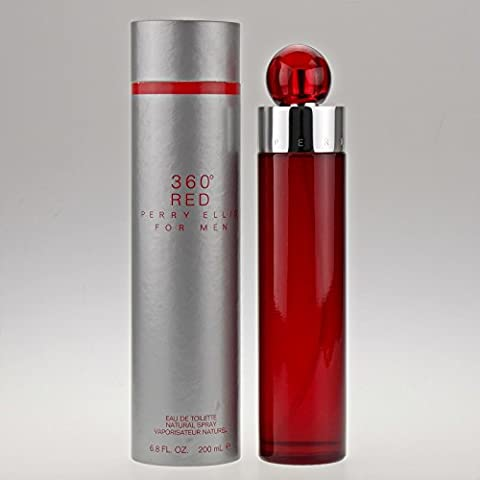 New Item PERRY ELLIS 360 RED FOR MEN EDT SPRAY 6.7 OZ 360 RED FOR MEN/PERRY ELLIS EDT SPRAY 6.7 OZ (200 ML)