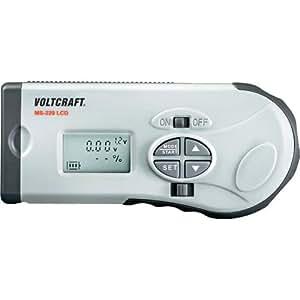 VOLTCRAFT Batterietester MS-229 LCD