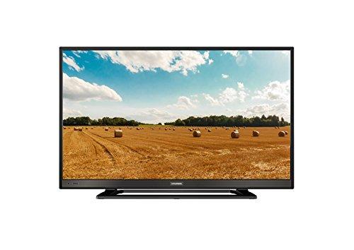Grundig 28 GHB 5600 70 cm (28 Zoll) Fernseher (HD Ready, HD Triple Tuner) schwarz [Energieklasse A]