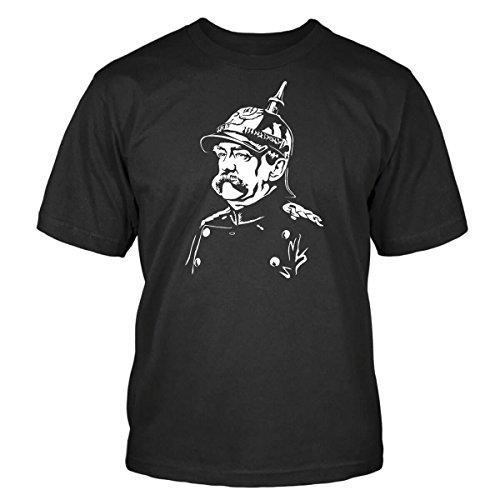 Otto von Bismarck T-Shirt Size L