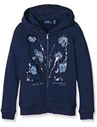 Tom Tailor Cozy Sweatjacket with Hood, Sweat-Shirt à Capuche Fille