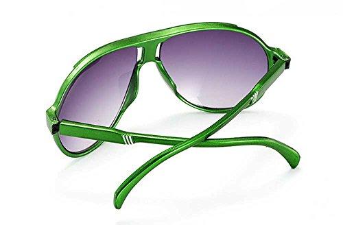 Whycat brillenfassungen damen retro Sonnenbrille für Kinder UV-Schutz, Kinder Sonnenbrille UV, Baby Sonnenbrille Alter 3-12(Grün)