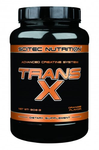Scitec Nutrition Trans-X 908g Orange - Das ultimative Transportsystem - Top-energy24 Spezialangebot